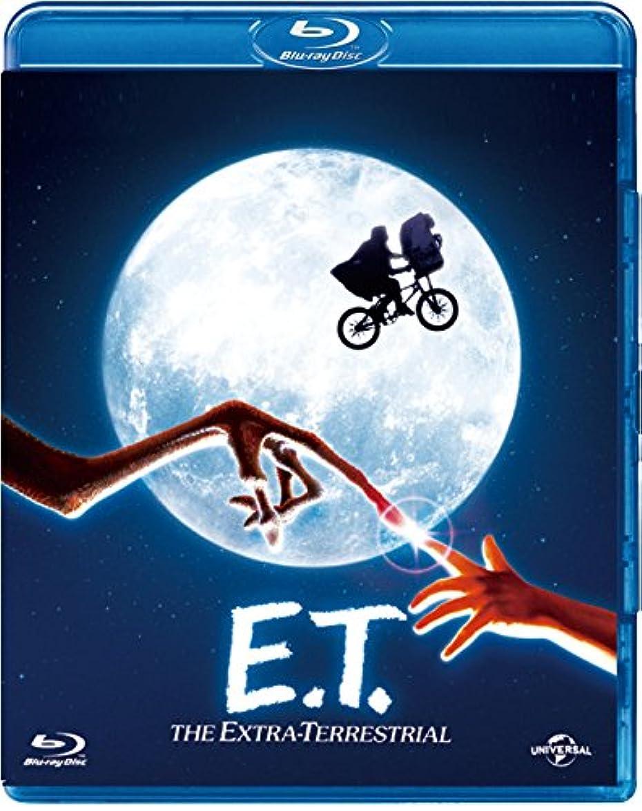 スカリー識別手数料E.T.[AmazonDVDコレクション] [Blu-ray]