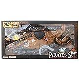 Dimasa - Set di 8 ASCE da Battaglia Pirata (DIM88976)