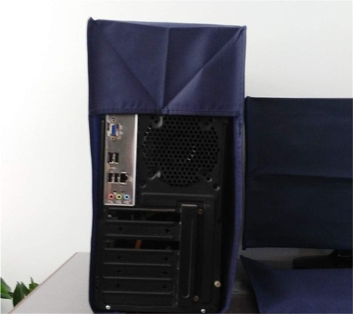 3 St/ück Set Desktop-Computer Staubschutz CPU Staubschutz Desktop-Monitor Computer PC Staubdichtes Geh/äuse Tastaturturm 27 Zoll staubdichte Computerabdeckungen