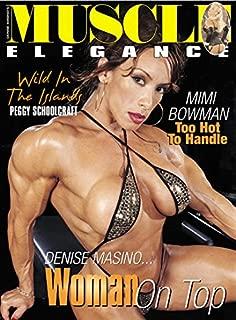 Denise Masino's Muscle Elegance Magazine Issue #14