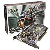 Axle nVidia GeForce 5500 Carte Graphique PCI, GDDR 256 Mo, DVI / VGA, 1 GPU