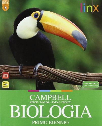 Biologia. Per il biennio delle Scuole superiori. Con DVD-ROM. Con espansione online