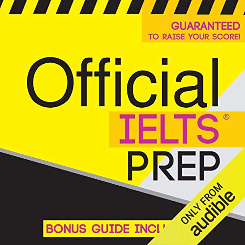 Official IELTS Prep Titelbild