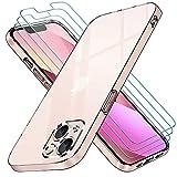 iVoler Custodia Cover Compatibile con iPhone 5.4 Pollici Phone 13 Mini, con Camera Protection e...