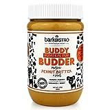 Bark Bistro Company, Pumpkin Pup Buddy Budder, 100% Natural Dog Peanut...