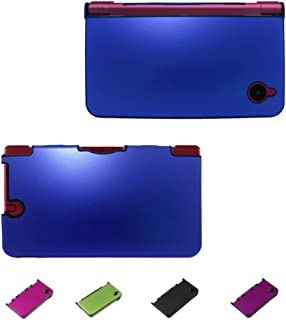 For Nintendo DSi/DSi XL, NDSI, NDSI XL Aluminum Metal Crystal Case Skin Protector Cover + Free (2 Sizes to Choose)