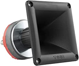 """$27 » DS18 PRO-DR1PK44 1"""" Twist On Throat Compression Driver with 1"""" Phenolic Voice Coil and PRO-H44/BK Horn 240 Watts 8-ohm"""