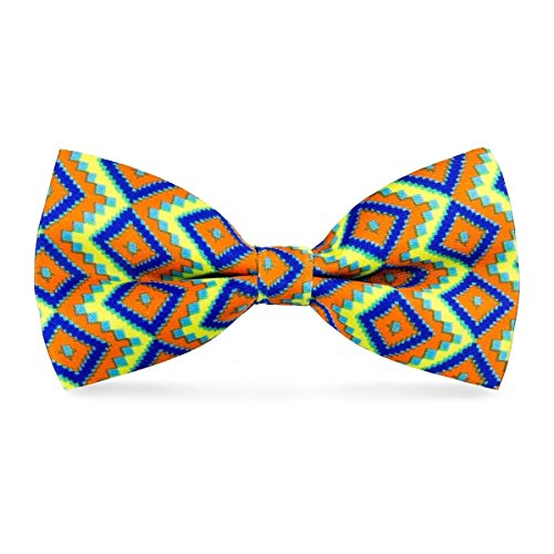 CravateSlim N?ud Papillon Ethnique n°6