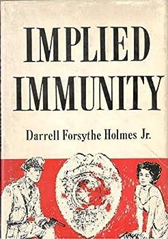 Hardcover IMPLIED IMMUNITY Book
