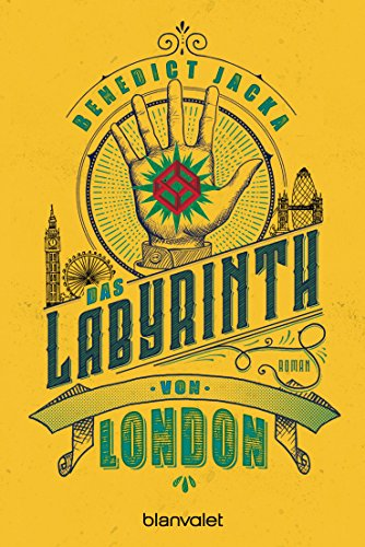 Das Labyrinth von London: Roman (Alex Verus 1)