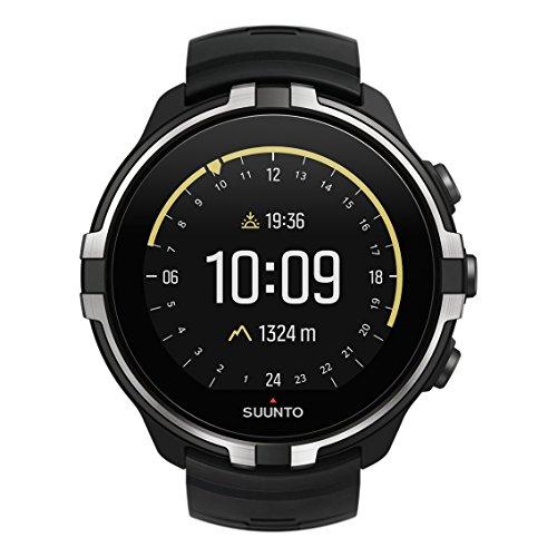 Suunto - Spartan Sport Wrist HR Baro - SS023404000 - Reloj GPS para Atletas Multideporte  - Gris Stealth - Talla Única