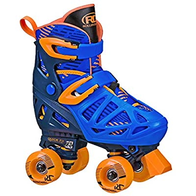 Roller Derby Boys Adjustable Quad Skates