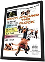 Rock Around the Clock - 11 x 17 Framed Movie Poster