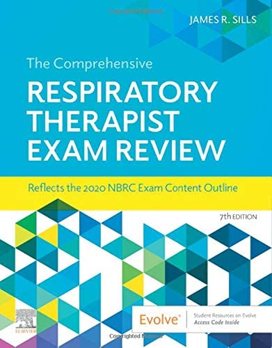 The Comprehensive Respiratory Therapist Exam Review product image