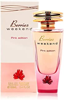 Berries Weeked Pink Edition By Fragrance World - Eau De Parfum - Perfume For Women, 100Ml