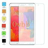 Owbb Protection écran en Verre Trempé pour Samsung Galaxy Tab Pro T320 / T325 (8.4pouce) Tablet-PC...