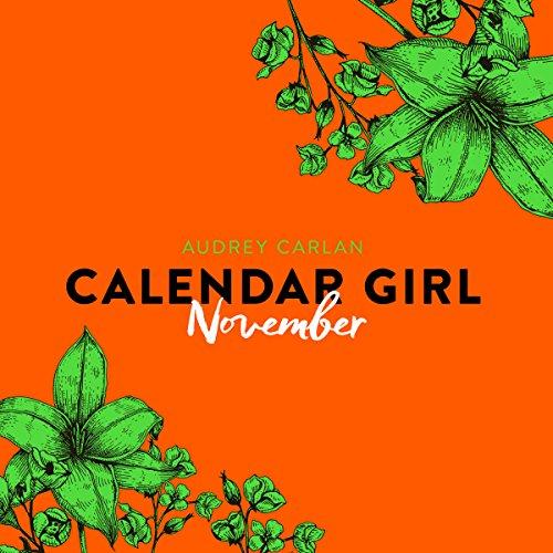 Couverture de November