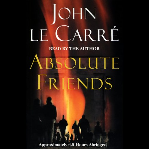 Absolute Friends audiobook cover art