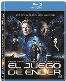 El Juego De Ender (Bd) [Blu-ray]