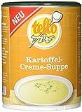 tellofix Kartoffel-Creme-Suppe, 1er Pack (1 x 420 g)