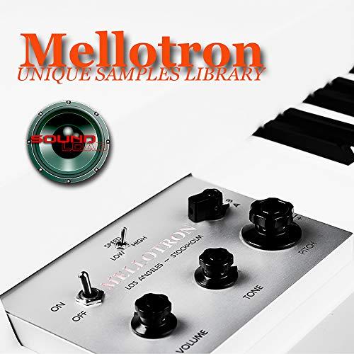 mellotron–Large Unique Original 24bit Wave/Contacto Multi-Layer muestras/Loops Library. Free Estados Unidos Continental Shipping on DVD or Download;