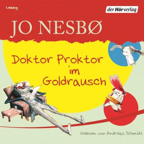 Couverture de Doktor Proktor im Goldrausch