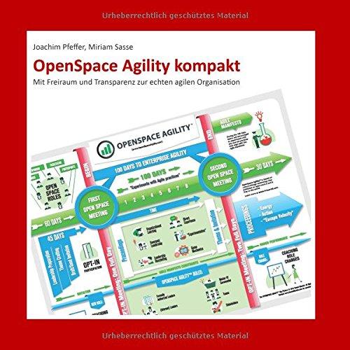 OpenSpace Agility kompakt: Mit Freiraum und Transparenz zur echten agilen Organisation
