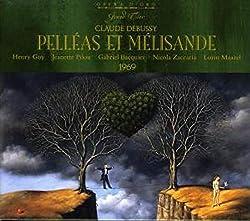 Debussy : Pelléas et Mélisande. Pilou, Guy, Zaccaria, Maazel.