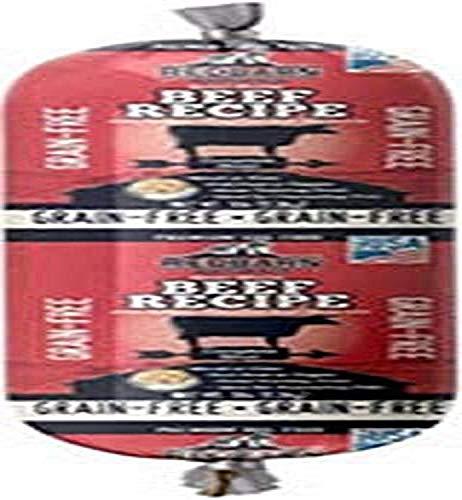 Redbarn Grainfree Rolled Dog Food Beef (3 covid 19 (Red Barn Beef Roll coronavirus)