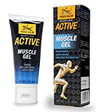 TIGER BALM ACTIVE Series, Muscle Gel NET WT. 2 OZ. (Muscle Gel)