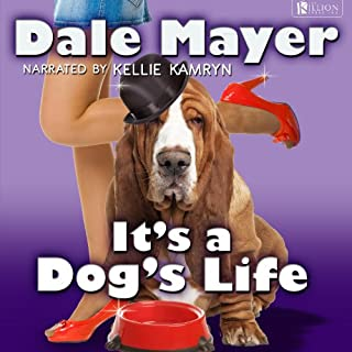 It's a Dog's Life audiobook cover art