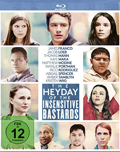 The Heyday of the Insensitive Bastards [Blu-ray]