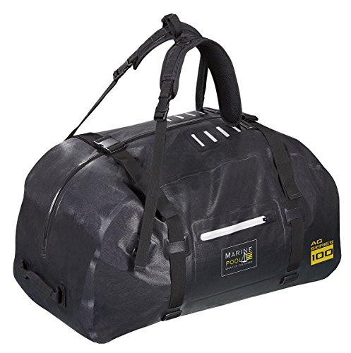 Marinepool Trekking-Rucksack, 100 Liter, Black