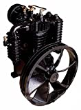 NEW 5 HP Industrial Air Compressor Pump, Cast Iron