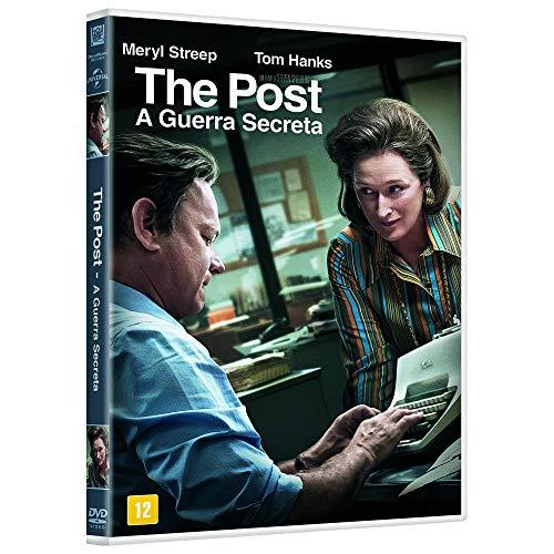 THE POST A GUERRA SECRETA DVD