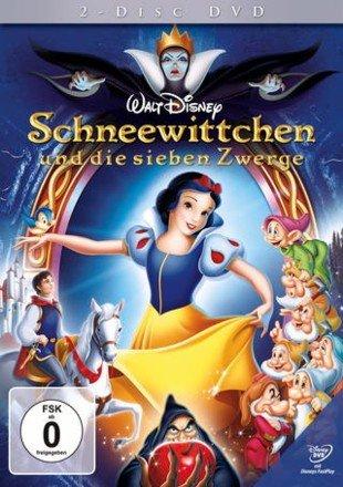 Schneewittchen und die sieben Zwerge (2-DVD) Walt Disney