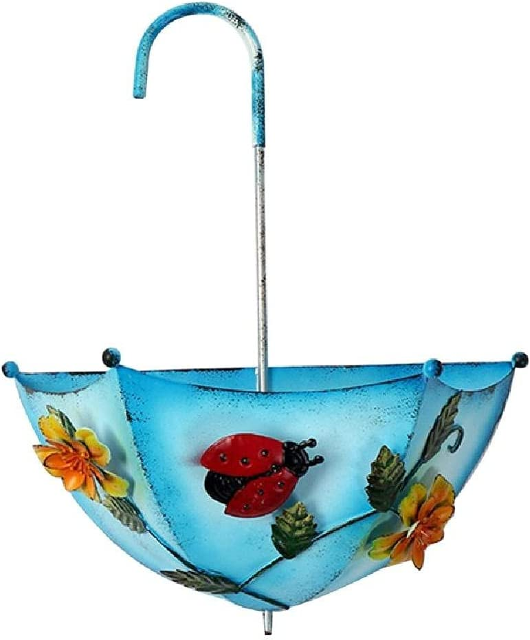 Metal Umbrella Hanging Planter sold out Wall Ha All stores are sold Decor Plant Inspirational