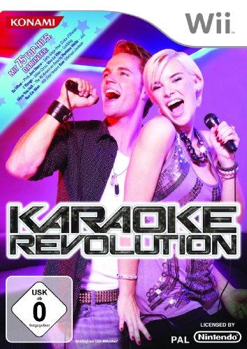 Karaoke Revolution [Edizione : Germania]