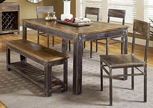 Hot Sale Modus Furniture International Farmhouse Dining Table