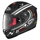 X-Lite X-802-R al carbonio SBK casco racing
