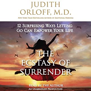 The Ecstasy of Surrender audiobook cover art