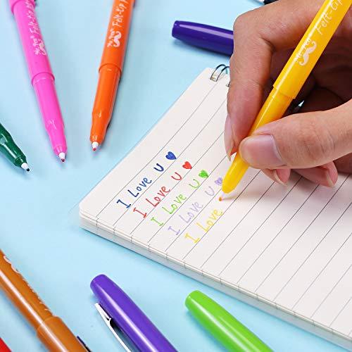Mr. Pen- Felt Tip Pens, 16 Pack, Colored Felt Tip Pens, Marker Pens, Felt Pens, Felt Tip Markers, Felt Markers, Felt Tip Pens Assorted Colors, Felt Tip Marker Pens, Felt Tip Pens Fine Point Photo #8