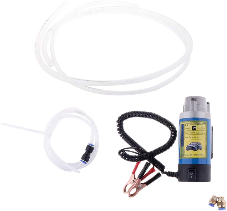 Oakland Mall Dolity Electric Submersible Oil Superlatite Pump Fuel Extractor Gas Tube Car
