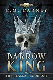 Barrow King: The Realms Book 1: (An Epic GameLit/LitRPG Fantasy Adventure)