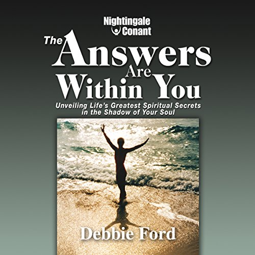 The Answers Are Within You audiobook cover art
