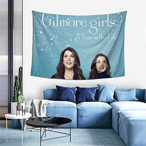 Gilmore - Tapiz para colgar en la pared, suave, decoración del hogar, para sala de estar, dormitorio, 156 x 100 cm