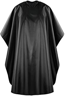 DS. DISTINCTIVE STYLE 57''x47'' Hair Cutting Cape Professional Styling Hairdressing Capes Salon Smock Barber Accessories -...