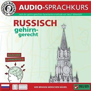 Russisch gehirn-gerecht - 1. Basis Titelbild