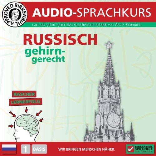 Russisch gehirn-gerecht: 1. Basis (Birkenbihl Sprachen) Titelbild