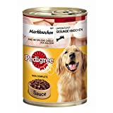 Pedigree Dose Adult Plus Markknochen mit Rind 12x 400g Hundefutter